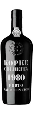 Kopke, Colheita Tawny, Port, Douro Valley, Portugal, 1980