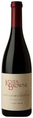 Kosta Browne, Gap's Crown Vineyard Pinot Noir, Sonoma Coast