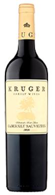 Kruger Family Wines, Cabernet Sauvignon, Stellenbosch, 2018