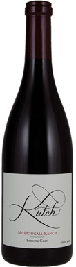 Kutch, McDougall Ranch Pinot Noir, Sonoma County, Sonoma