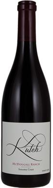 Kutch, Sonoma Coast, McDougall Ranch Pinot Noir, 2012