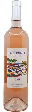 Domaine La Bernarde, Les Hauts de Luc Rosé, Côtes de