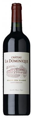 Château La Dominique, St-Émilion, Grand Cru Classé, 2018