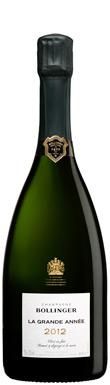 Bollinger, La Grande Année, Champagne, France, 2012