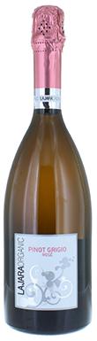 La Jara, Pinot Grigio Brut Rosé, Veneto, Italy