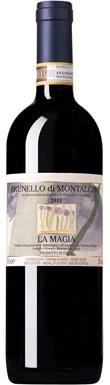 La Magia, Brunello di Montalcino, Tuscany, Italy, 2011