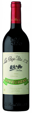 La Rioja Alta, 904 Gran Reserva, Rioja, Northern Spain, 2005