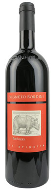 La Spinetta, Bordini, Barbaresco, Neive, Piedmont, 2015