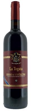 La Togata, Jacopus, Rosso di Montalcino, Tuscany, 2017
