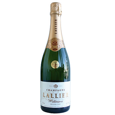 Lallier, Grand Cru, Champagne, France, 2002