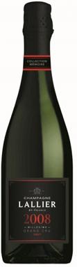 Lallier, Brut, Champagne, France, 2008