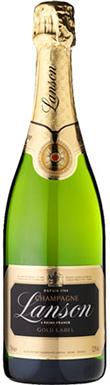 Lanson, Gold Label (Magnum), Champagne, France, 1996