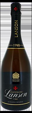 Lanson, Le Black Réserve, Champagne, France