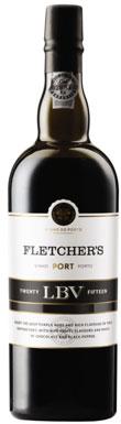 Fletchers, Late Bottled Vintage, Port, Douro Valley, 2016