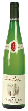 Léon Beyer, Ecaillers, Riesling, Alsace, France, 2007