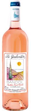 Le Galantin, Rosé, Bandol, Provence, France, 2016