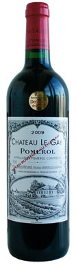 Chateau Le Gay, Pomerol, Bordeaux, France, 2008