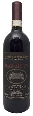 Le Ragnaie, Brunello di Montalcino, Vecchie Vigne, 2013