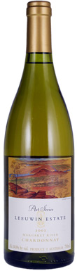 Leeuwin Estate, Art Series Chardonnay, Margaret River, 2001