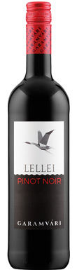 Lellei, Garamvari Pinot Noir, Balaton, Hungary, 2015