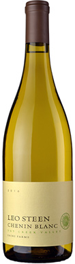 Leo Steen, Saini Farms Chenin Blanc, Sonoma County, Dry