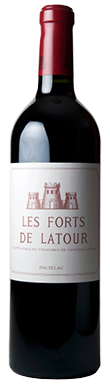 Château Latour, Les Forts de Latour, Pauillac, 2015