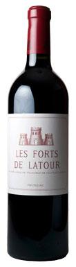 Château Latour, Pauillac, Les Forts de Latour, 2012