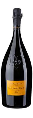 Veuve Clicquot, La Grande Dame, Champagne, France, 1995
