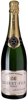 Lilbert-Fils, Perle Grand Cru Blanc de Blancs, Champagne