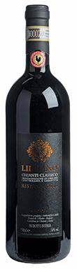 Lilliano, Riserva, Chianti, Classico, Tuscany, Italy, 2010