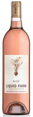 Liquid Farm, Rosé of Mourvèdre, Santa Barbara County, Happy