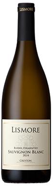 Lismore, Barrel Fermented Sauvignon Blanc, Greyton, 2014