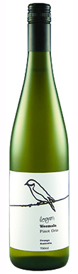 Logan, Orange, Weelmala Pinot Gris, New South Wales, 2013