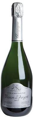 Lopez-Martin, Blason d'Argent Brut, Champagne, France