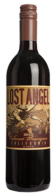 Lost Angel, Cabernet Sauvignon, California, USA, 2015