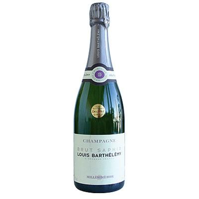 Louis Barthelemy, Brut Saphir 2002, Champagne, France, 2002