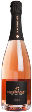 Louis Brochet, Rosé, Champagne, France