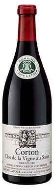 Louis Latour, Corton Clos de la Vigne au Saint Grand Cru