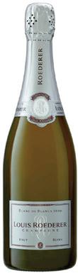 Louis Roederer, Blanc de Blancs, Reims, Champagne, 2002