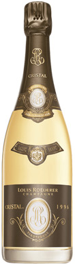 Louis Roederer, Cristal Vinotheque, Champagne, France, 1996
