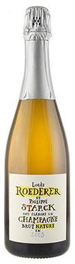 Louis Roederer, Philippe Starck Brut Nature, Champagne, 2009