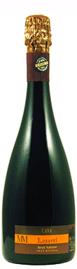 Loxarel, MM Blanc de N Brut, Penedès, Spain, 2009
