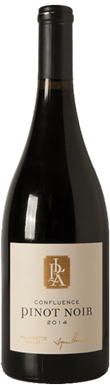 LPA, Willamette Valley, Confluence Pinot Noir, Oregon, 2014