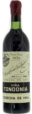 R López de Heredia, Viña Tondonia Gran Reserva, Rioja, 1995