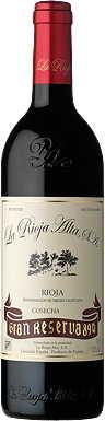 La Rioja Alta, Gran Reserva 890, Rioja, Rioja, Spain, 2005