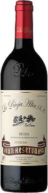 La Rioja Alta, Gran Reserva 890, Rioja, Rioja, Spain, 1995