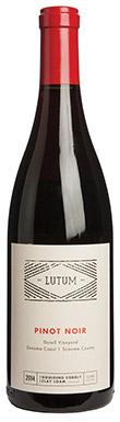 Lutum, Durell Vineyard Pinot Noir, Sonoma County, Sonoma