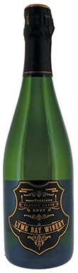 Lyme Bay Winery, Classic Cuvée, Dorset, England, 2015
