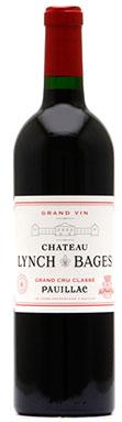 Château Lynch-Bages, Pauillac, 5ème Cru Classé, 1954