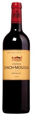 Château Lynch-Moussas, Pauillac, 5ème Cru Classé, 2008